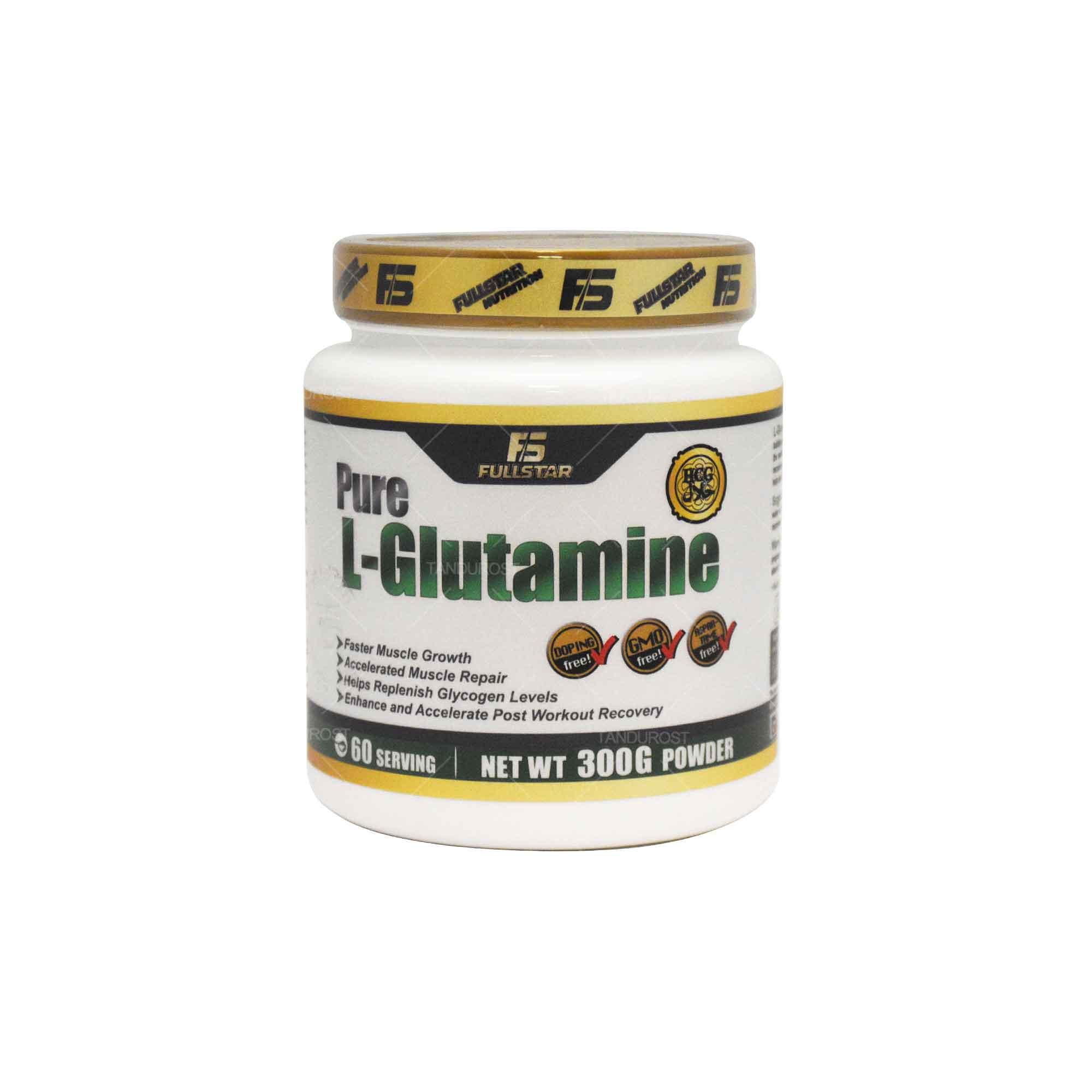 گلوتامین فول استار