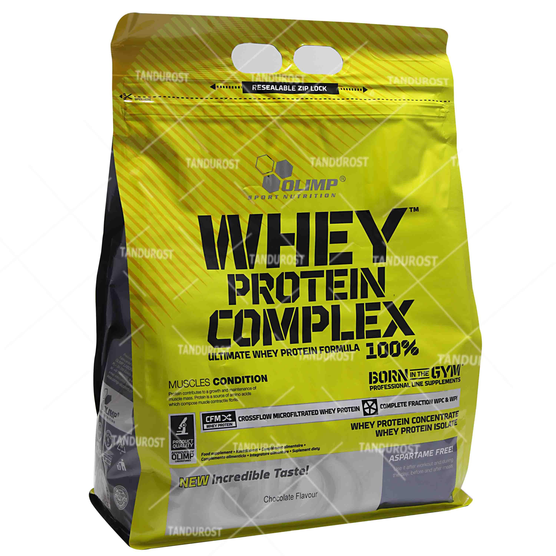 پروتئین وی کمپلکس الیمپ