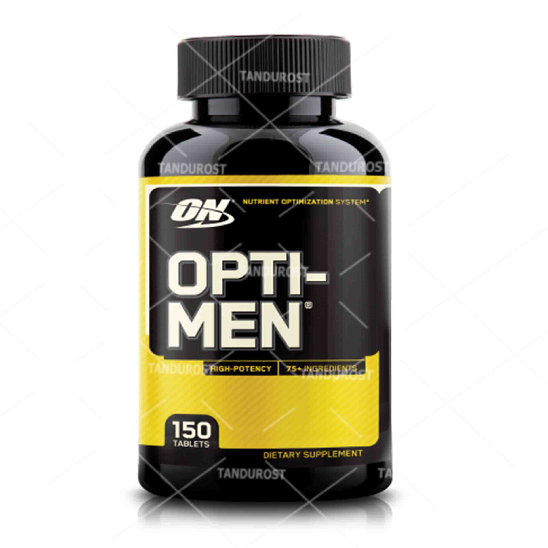 مولتی ویتامین اپتیمن اپتیموم
