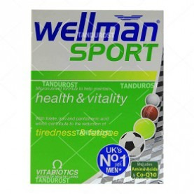 مولتی ویتامین ول من اسپرت ویتابیوتیکس